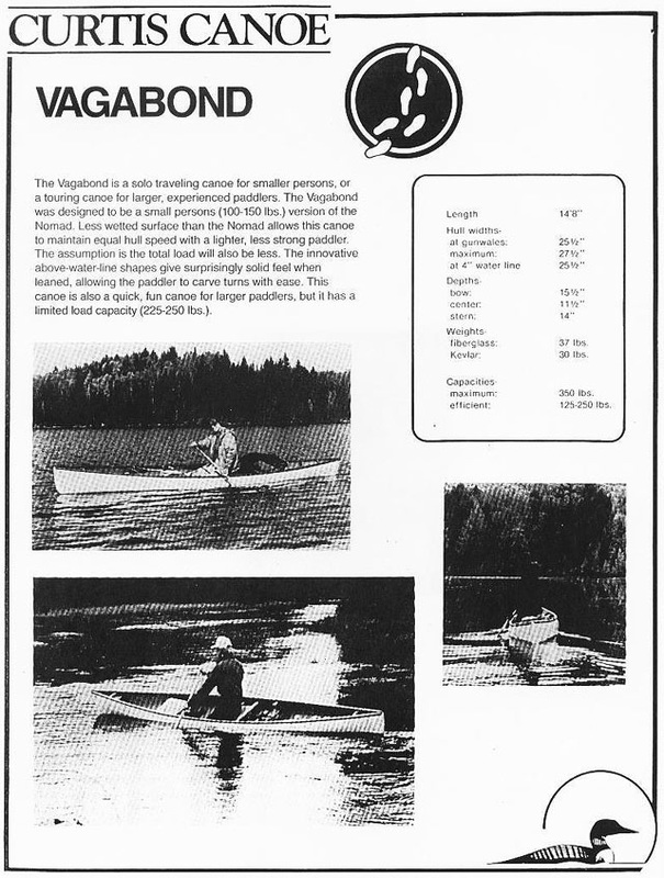 photo album curtis canoe catalog pages