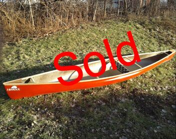 Used & Demo Canoes